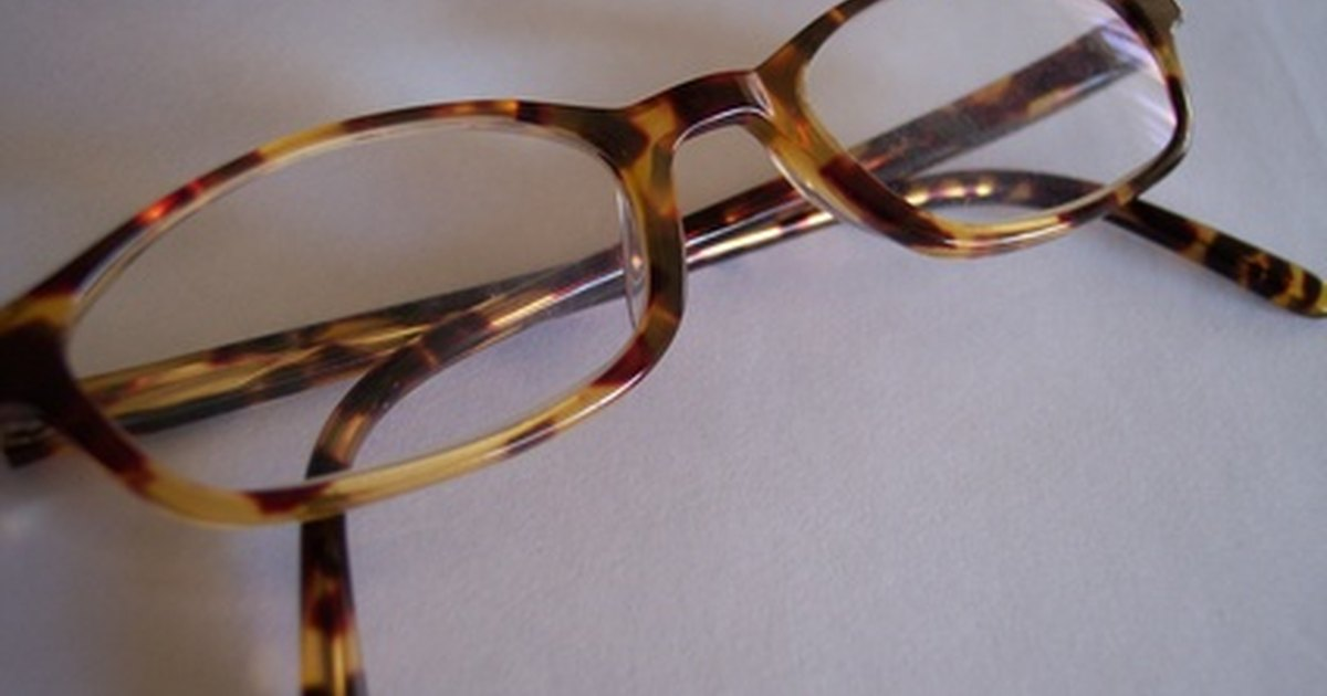 How to Repair a Broken Acrylic Eyeglass Frame eHow UK