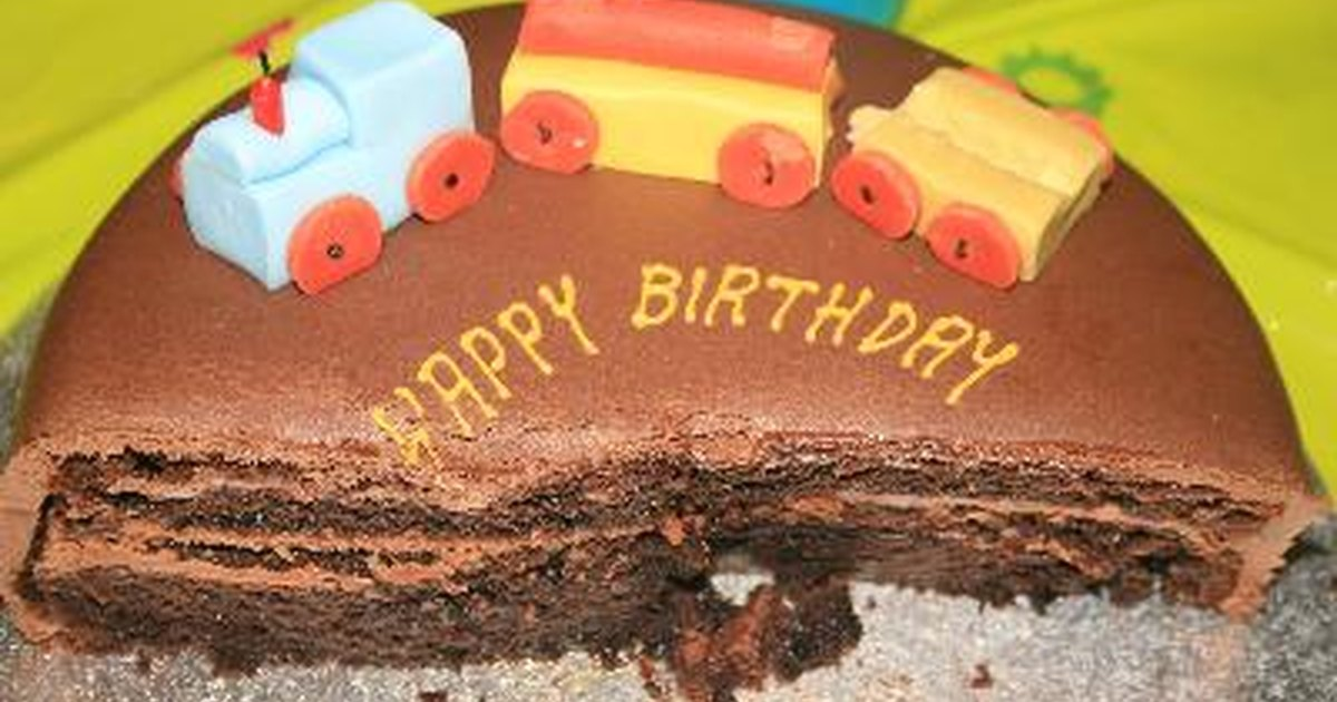 Cake decorating ideas for boys  birthday cakes eHow UK