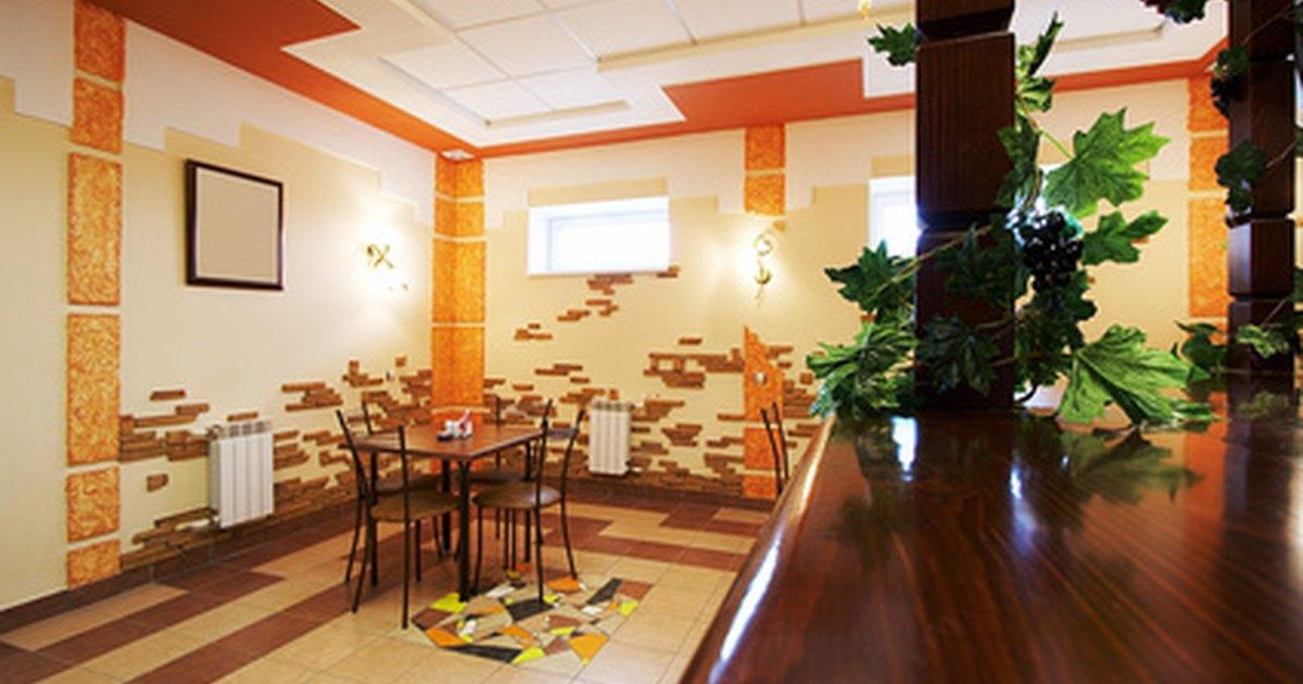 C mo dise ar y abrir un restaurante estilo mediterr neo for Crear restaurante