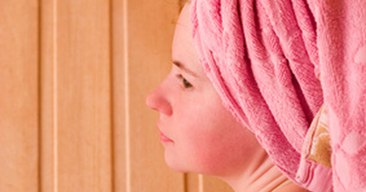 C mo hacer un sauna en casa ehow en espa ol - Como hacer una sauna ...
