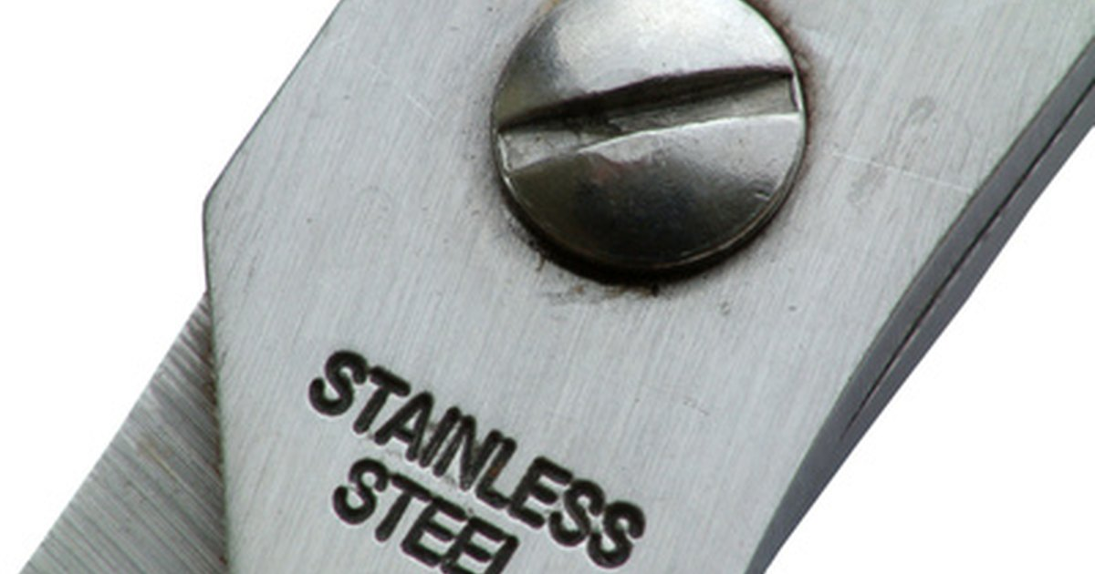How to prepare stainless steel for paint ehow uk for How to prepare metal for painting