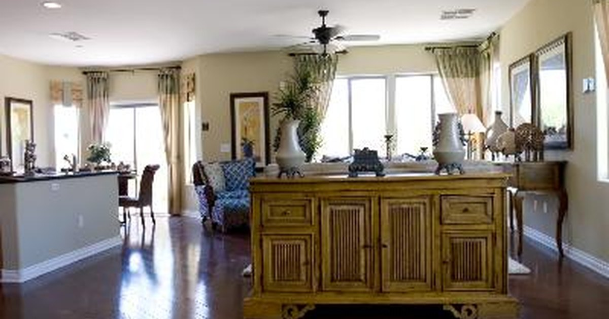 Living room dining room combo decorating ideas ehow uk for Dining room interior design ideas uk