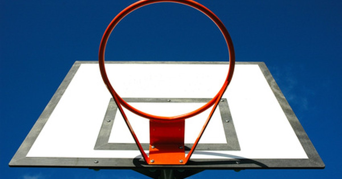 How to build a freestanding basketball goal ehow uk for How to build a basketball goal
