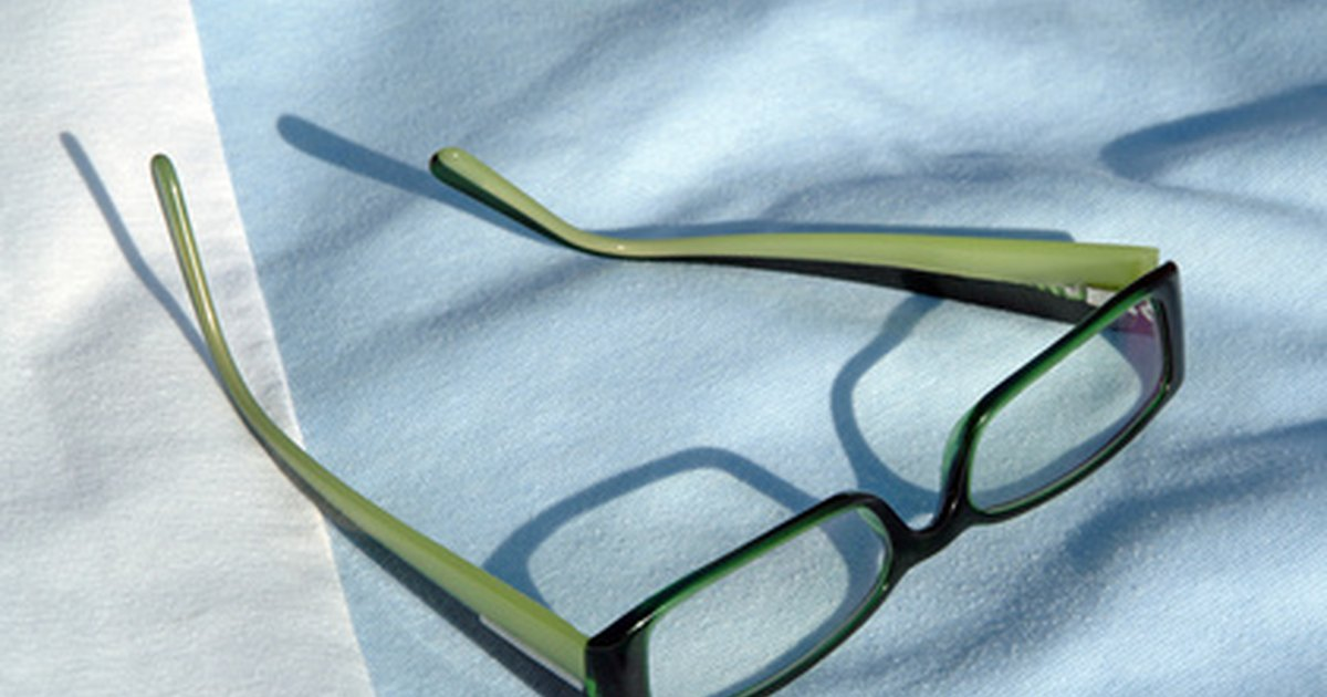 Glasses Frames Adjustment : How to adjust plastic eyeglass frames eHow UK