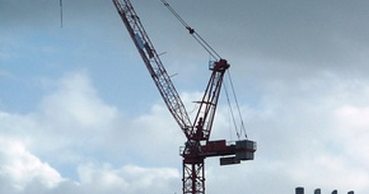 How to build a crane for a school project ehow uk for Make a crane