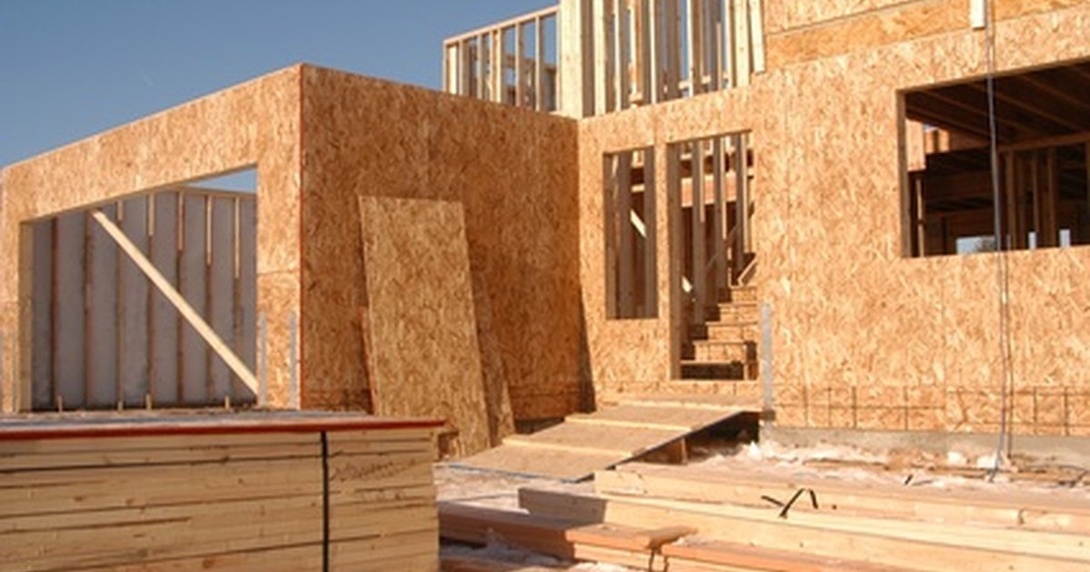 How To Calculate The Cost To Build A House Ehow Uk