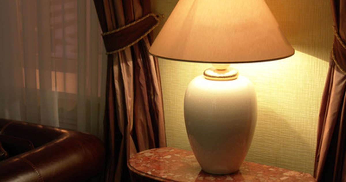 How To Create Your Own Lamp Shade With Parchment Paper