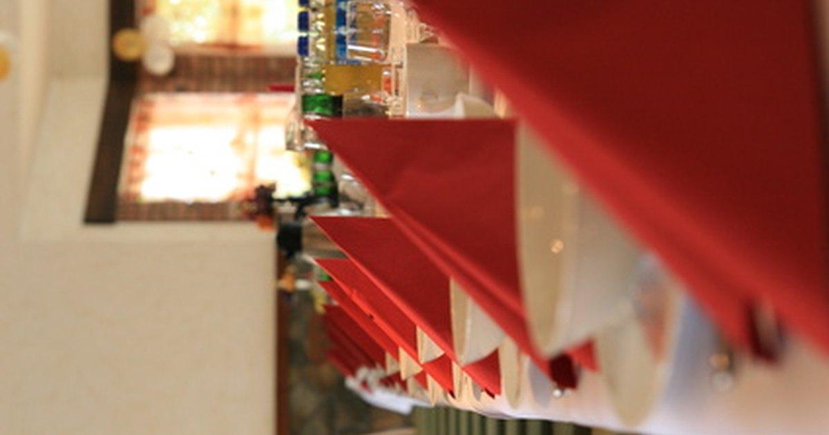 C mo dise ar un restaurante peque o ehow en espa ol for Como disenar un restaurante