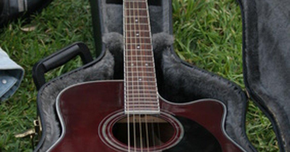 How To Repair A Broken Guitar Case Ehow Uk