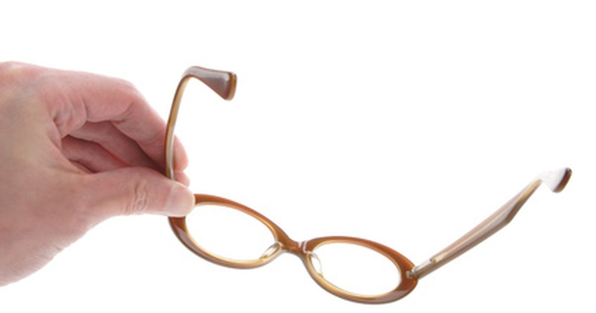 Glasses Frames Adjustment : How to Adjust Plastic Eyeglasses eHow UK