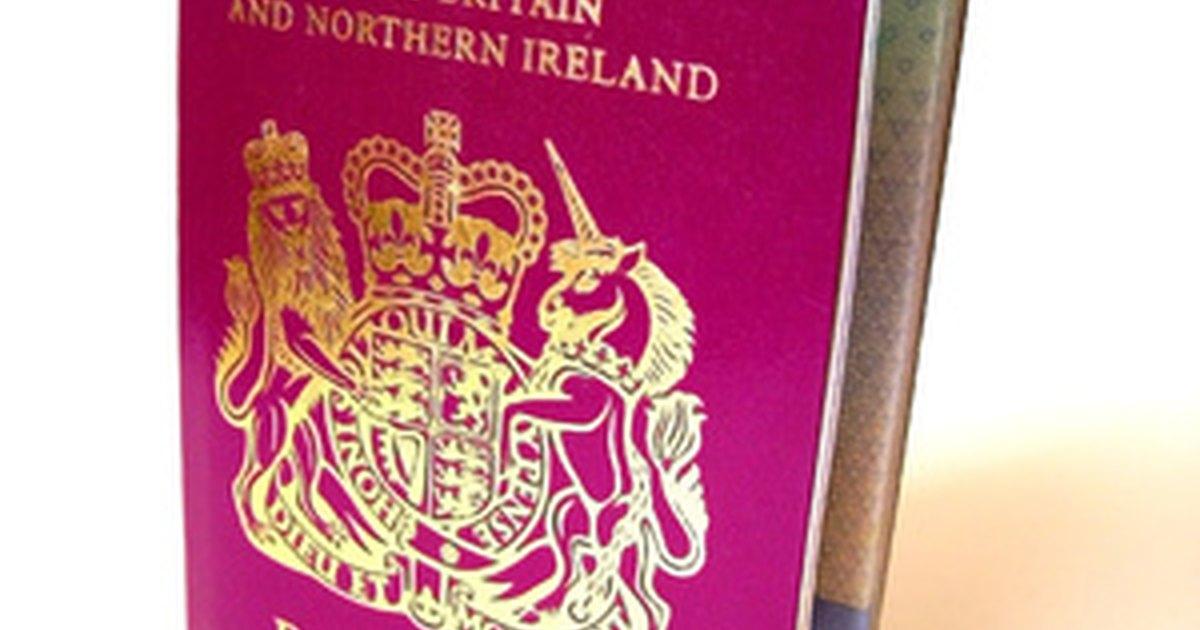 passport applications ireland
