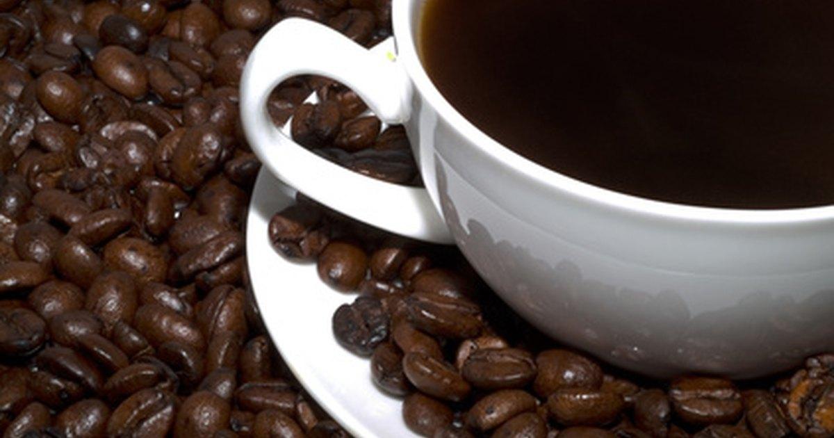 Contenido de cafe na en una taza de caf vs una taza de for Tazas para cafe espresso
