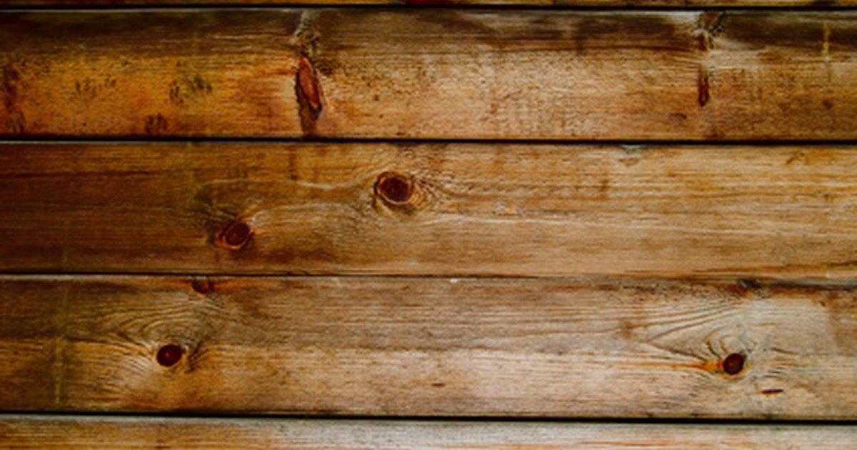Ideas para techos de madera ehow en espa ol for Ideas para techos de madera