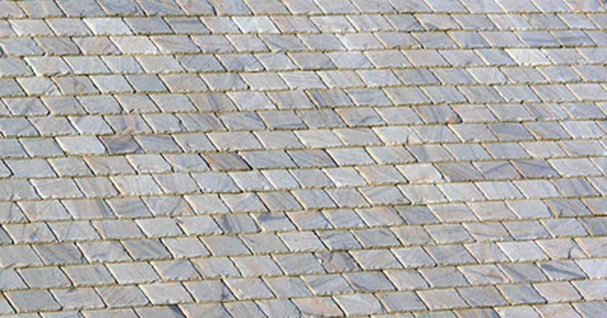 How To Paint Roof Slate Tiles Ehow Uk