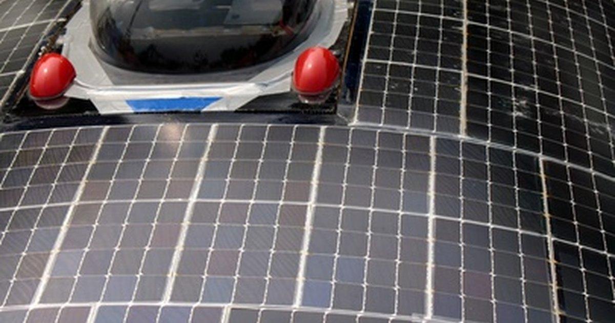 C mo construir un robot solar ehow en espa ol for Panel solar pequeno