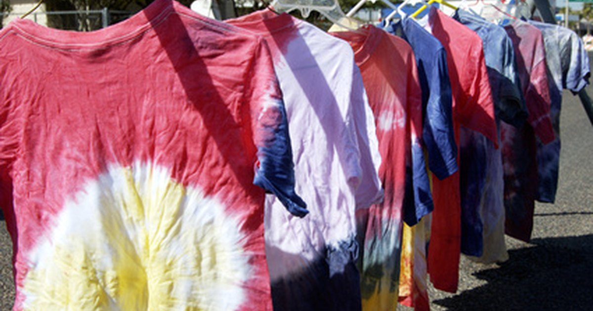 basic tie dye instructions