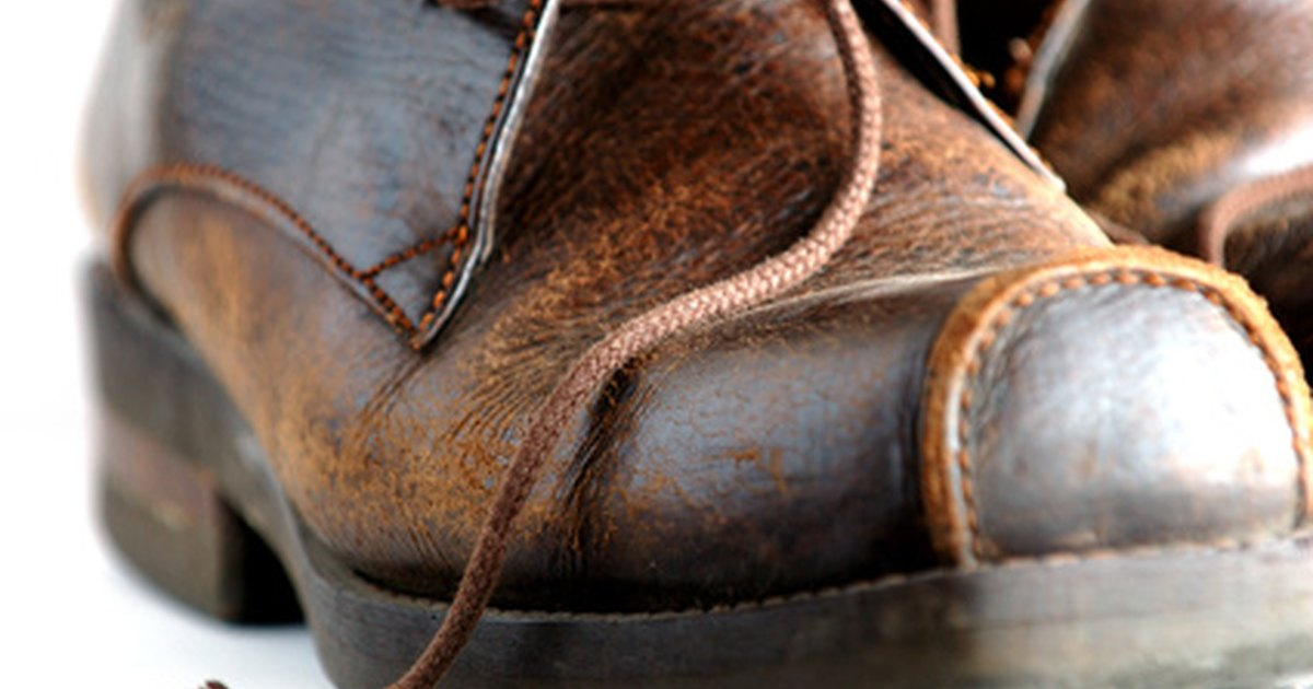 Remove Oil Stain From Leather Shoes