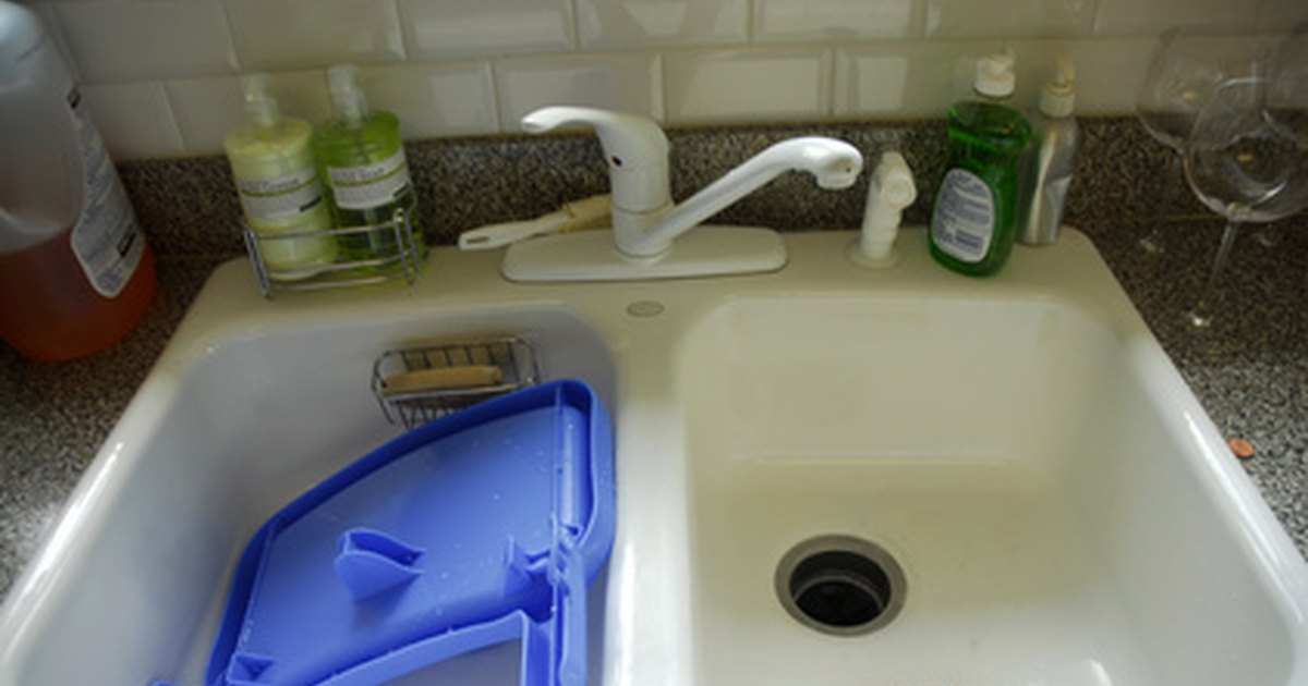 How To Repair A Basin Sink Ehow Uk