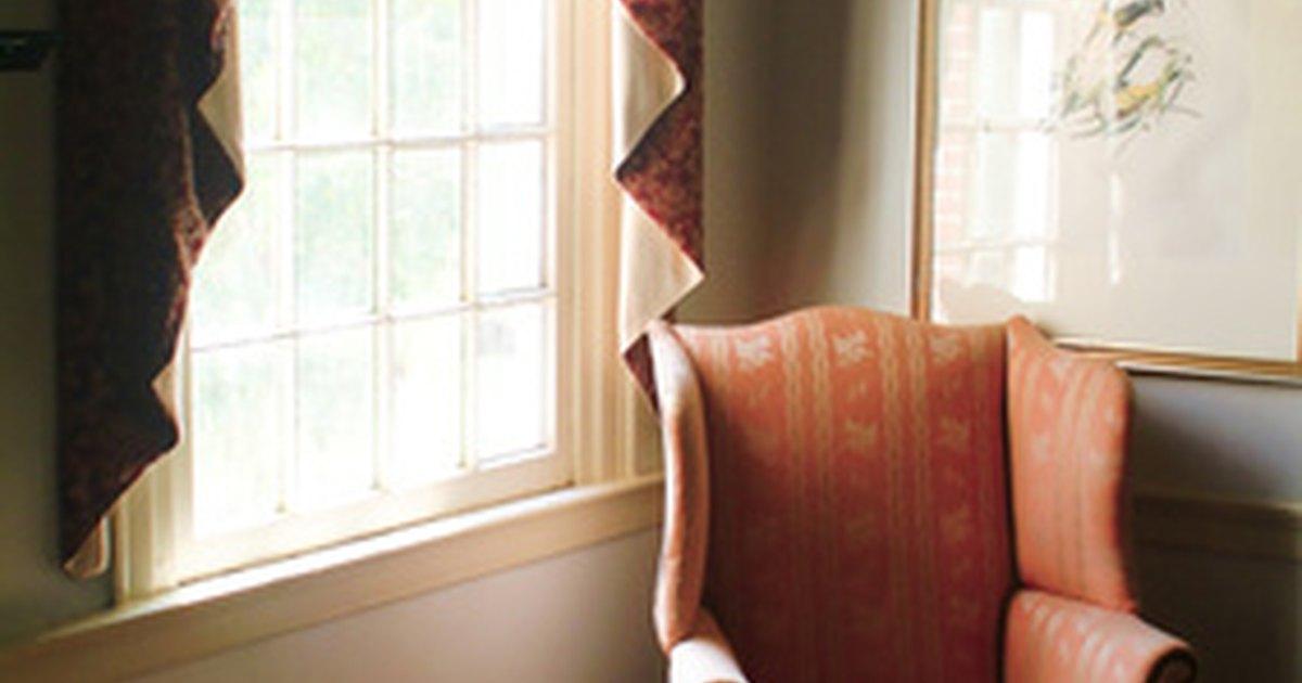 Estilos de cortinas drapeadas ehow en espa ol for Estilos de cortinas