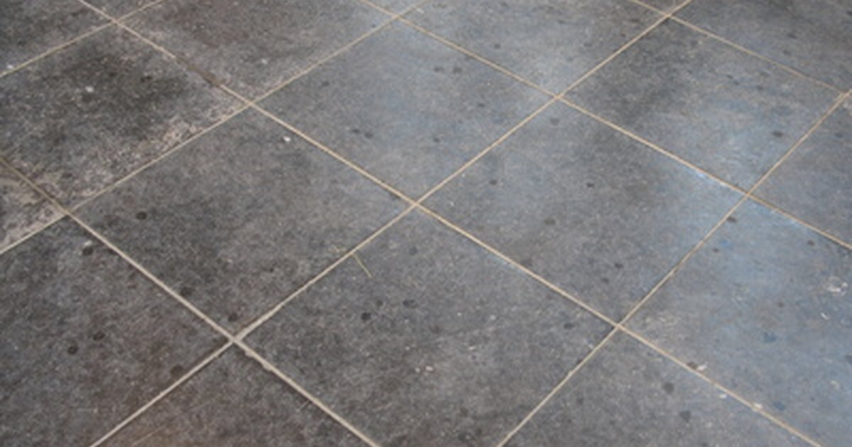 How to apply vinyl tile over ceramic tile ehow uk for Can you paint over linoleum floors