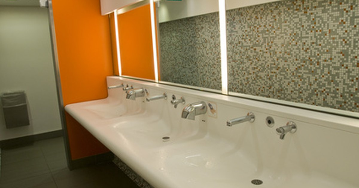 Ada Bathroom Sink Height Requirements Ehow Uk