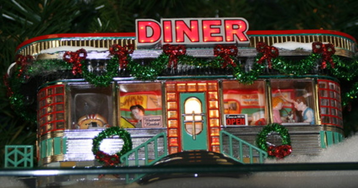 Decorating Ideas For A 50s Diner Type Kitchen Ehow Uk