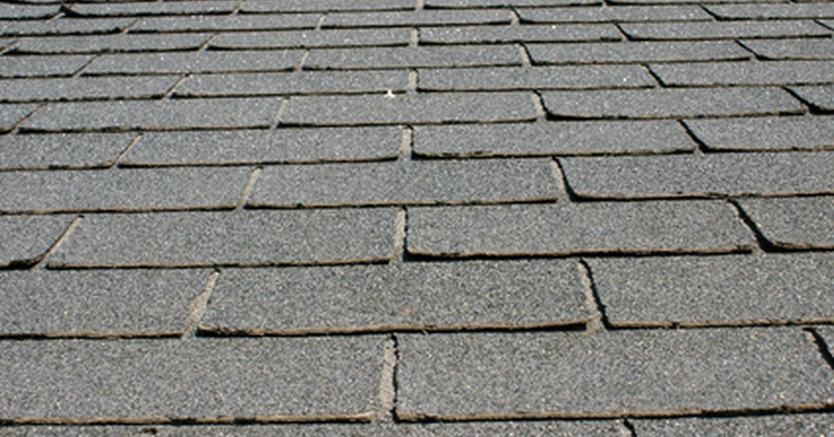 Types of asbestos roofing tiles ehow uk for Type of roof tiles