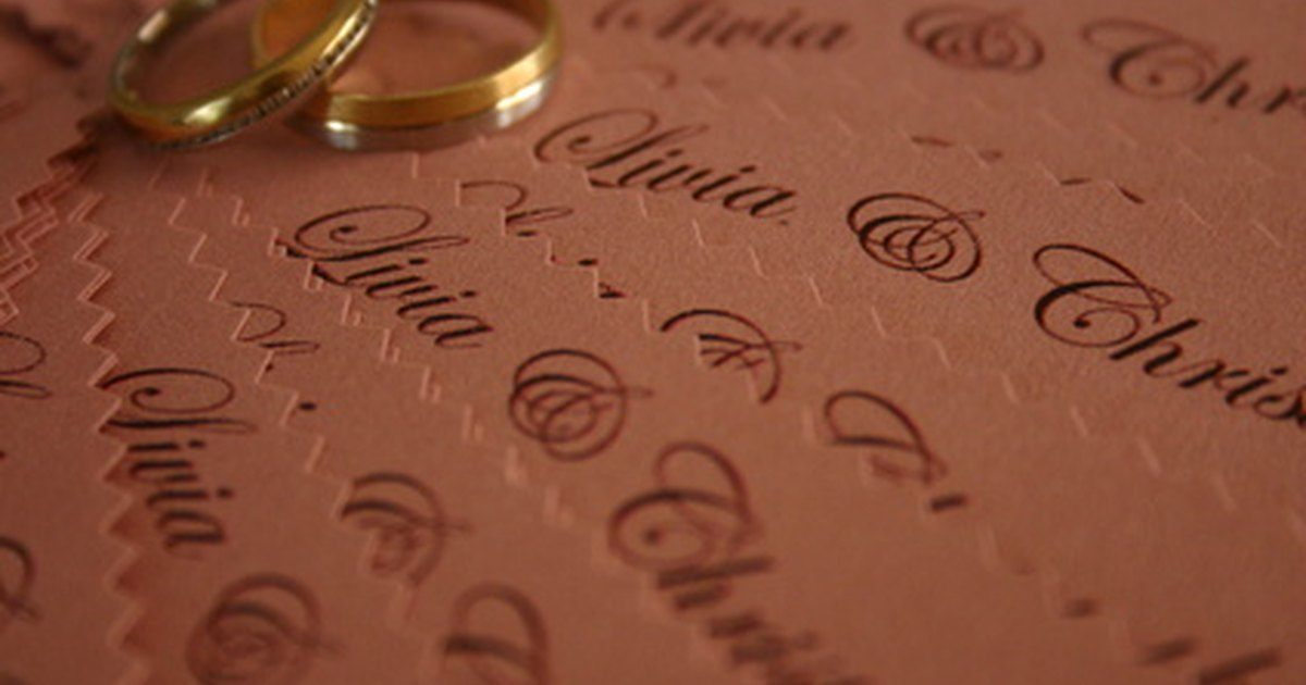 How To Write Invitation For Wedding: How To Write Dates On Wedding Invitations