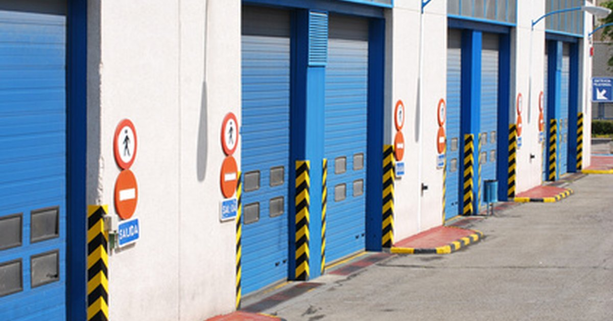 how to build a truck loading dock