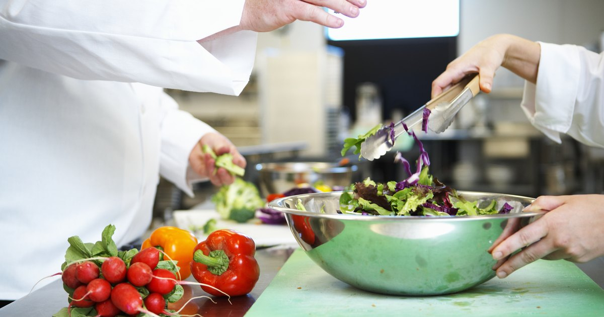 Deberes y responsabilidades de un ayudante de cocina - Ayudante de cocina sueldo ...