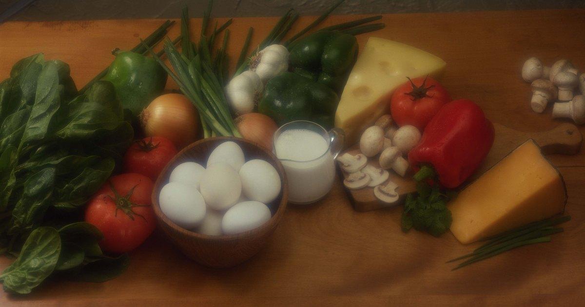 Foods Containing Calcium Uk