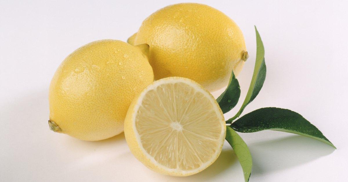 C mo limpiar las frutas y las verduras con jugo de lim n - Como limpiar hierro oxidado ...