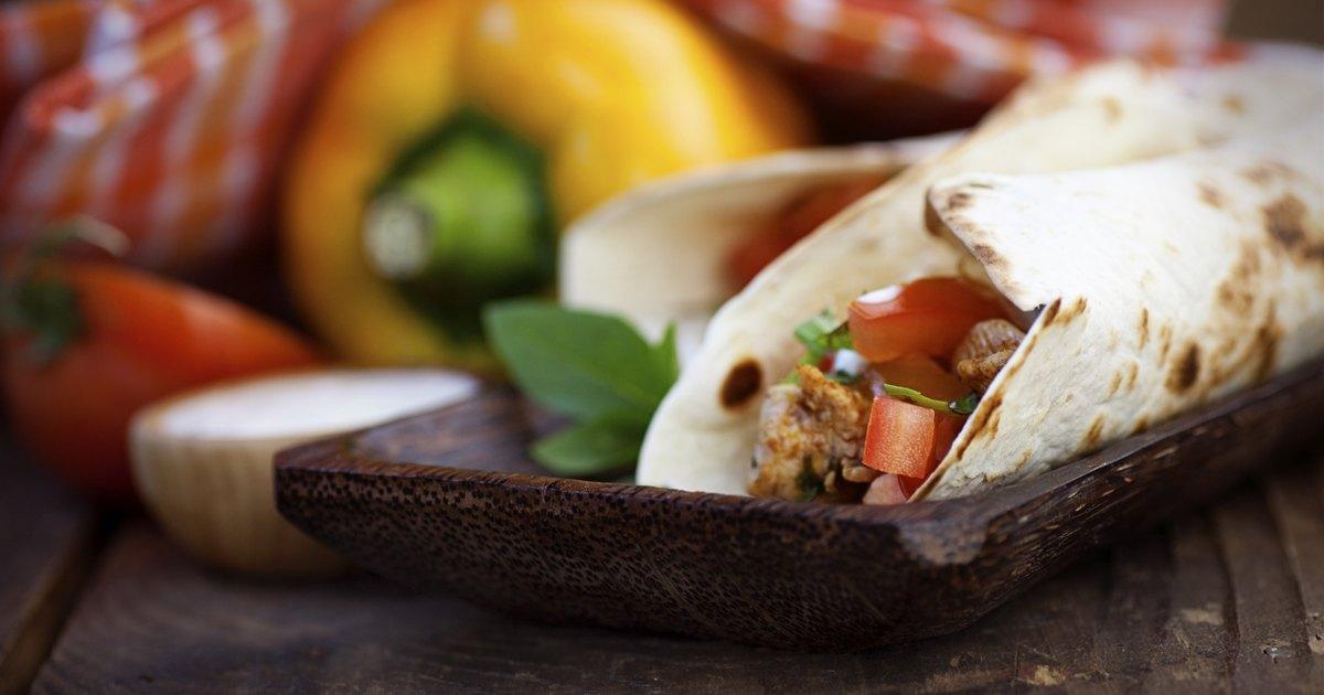 Tex mex diez platos mexicanos f ciles y r pidos de for Platillos faciles y rapidos
