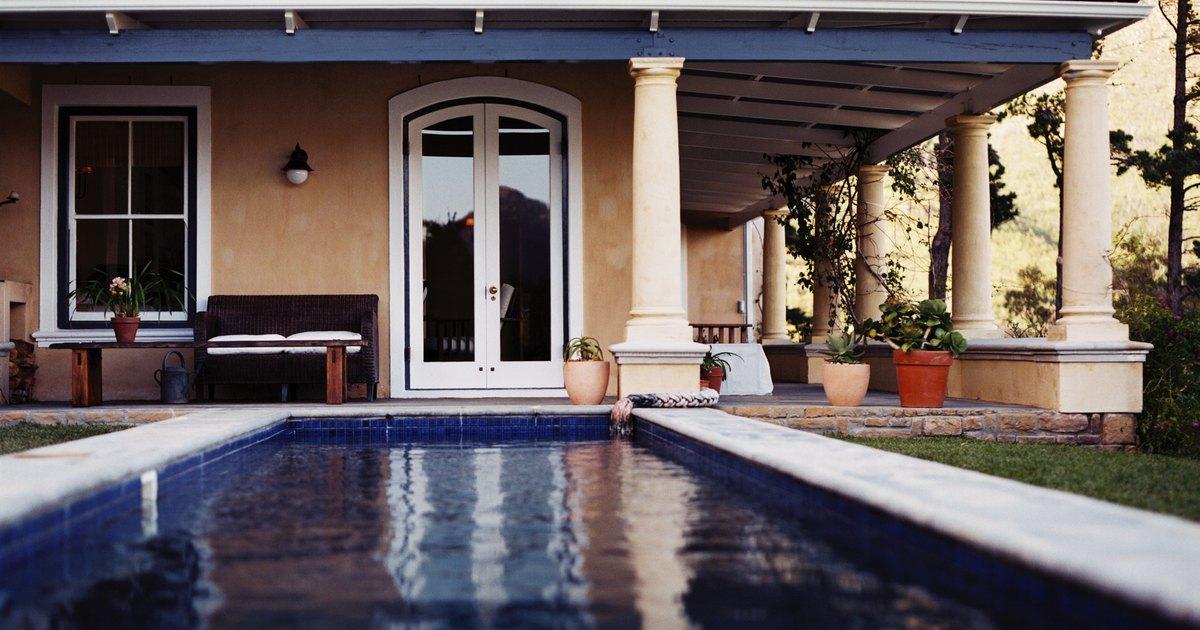 El costo aproximado para construir tu propia alberca for Costo para hacer una piscina
