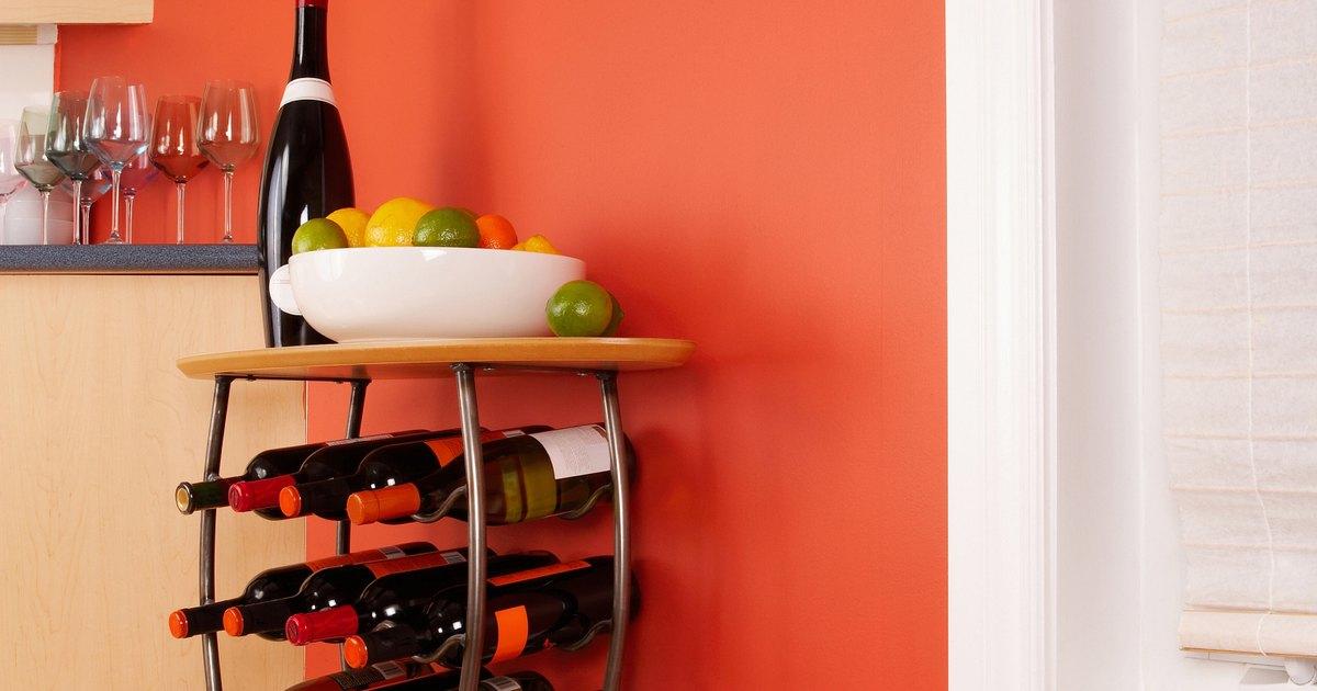 C mo limpiar las paredes con fosfato tris dico ehow en - Como limpiar paredes pintadas ...