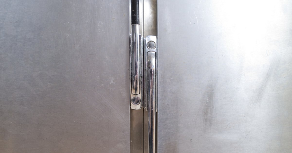 How To Remove Dents From A Stainless Steel Refrigerator