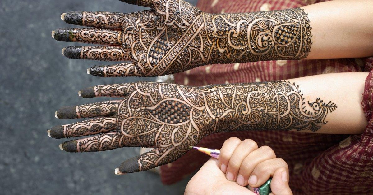 Mehndi For Practice : How to practice mehndi designs ehow uk