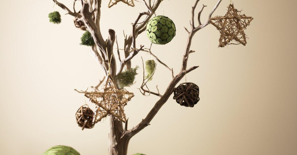 Decoraciones hechas con ramas de rbol naturales ehow en - Ramas de arbol para decoracion ...