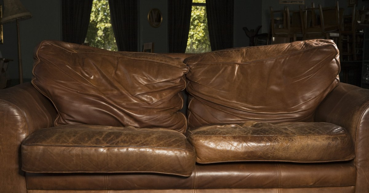 how to steam clean a leather sofa ehow uk
