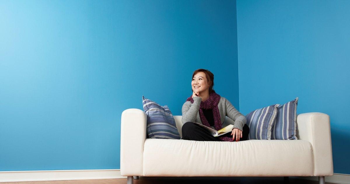 15 colores para el hogar que revelan tu interior ehow en for Los mejores colores para pintar una casa