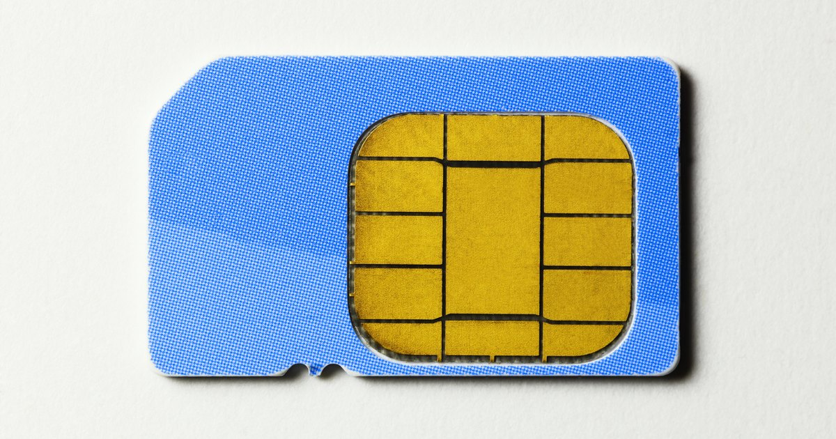 how to change sim card number