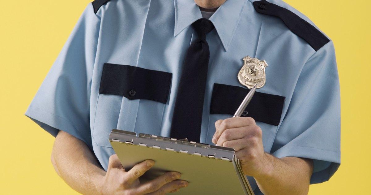 Private security essay