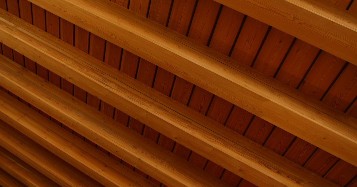 How To Paint Wood Ceiling Beams Ehow Uk