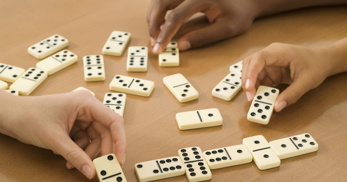 Domino Games To Play
