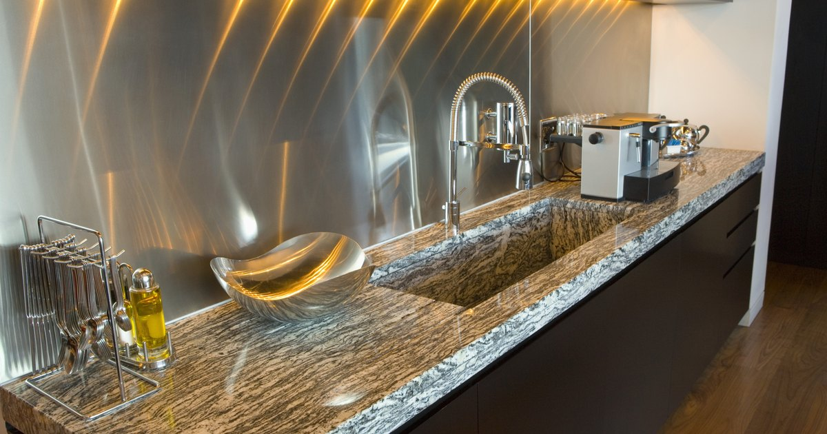 How To Attach Undermount Sinks To Granite Ehow Uk