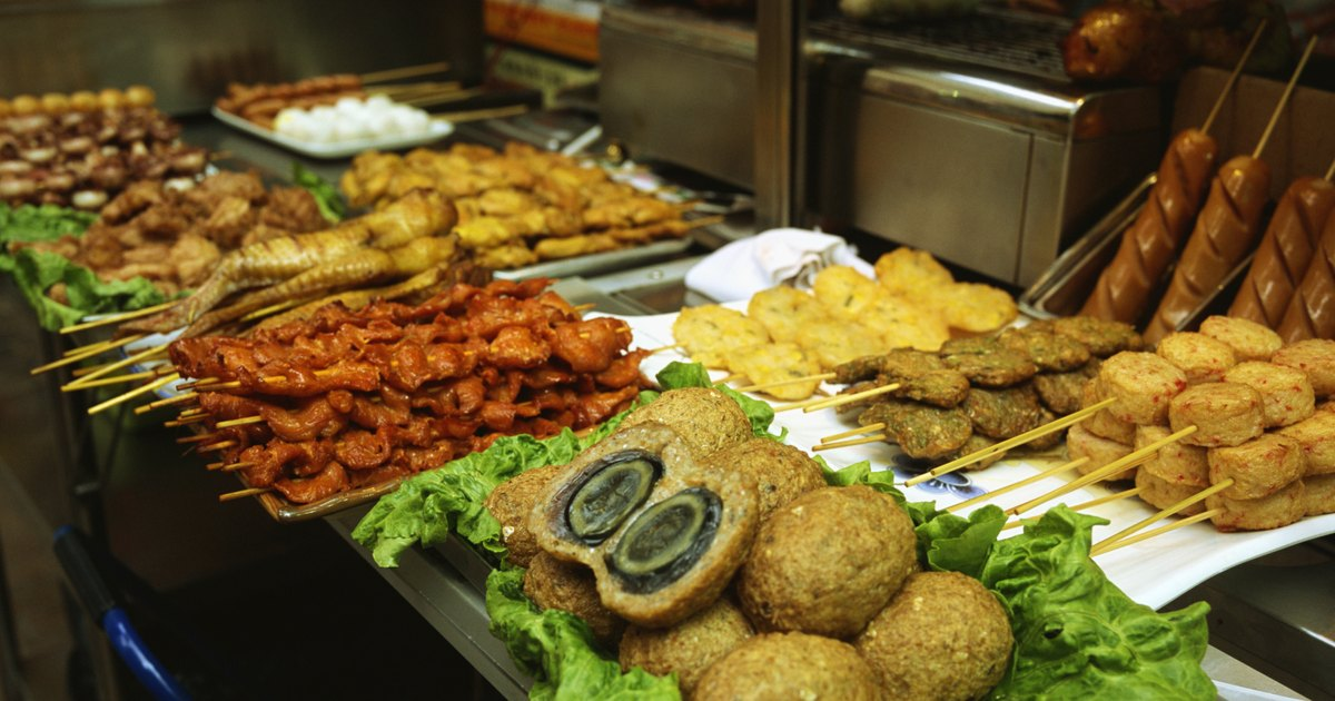 Ideas para la comida de una fiesta de casa abierta ehow for Comida sin estufa