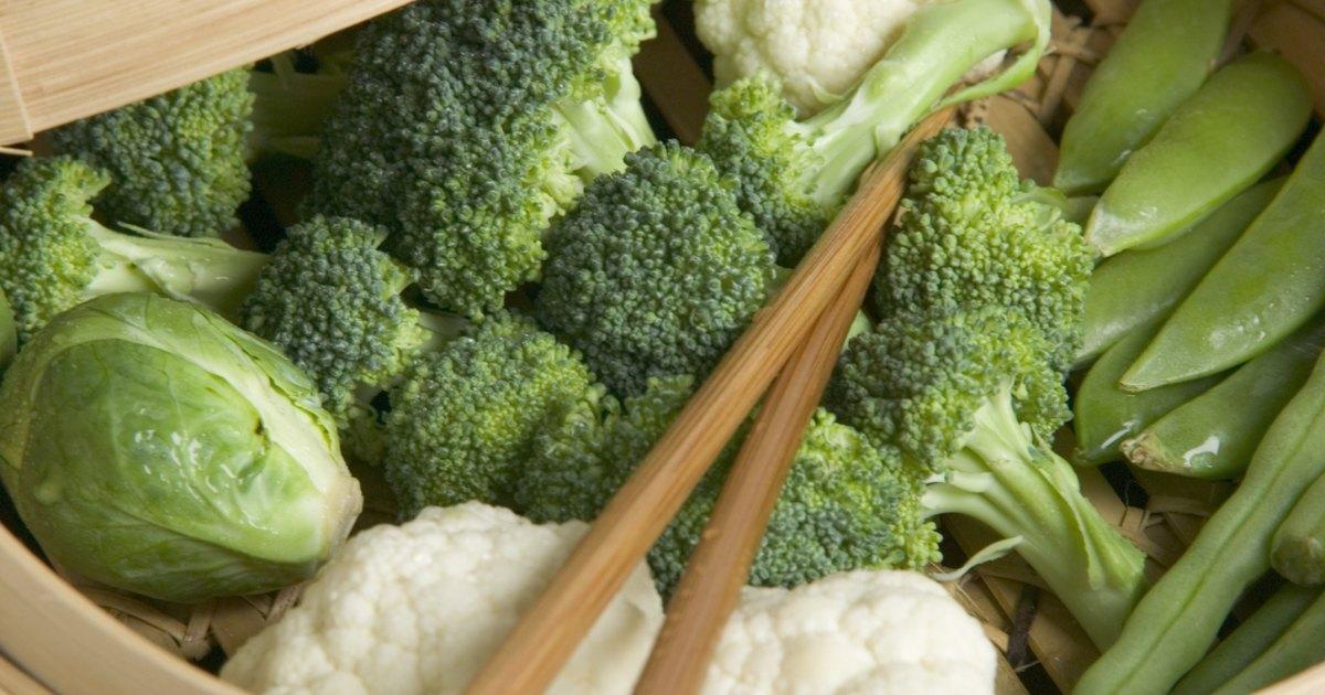 C mo hacer unas excelentes verduras al vapor ehow en espa ol - Como cocinar verduras al vapor ...
