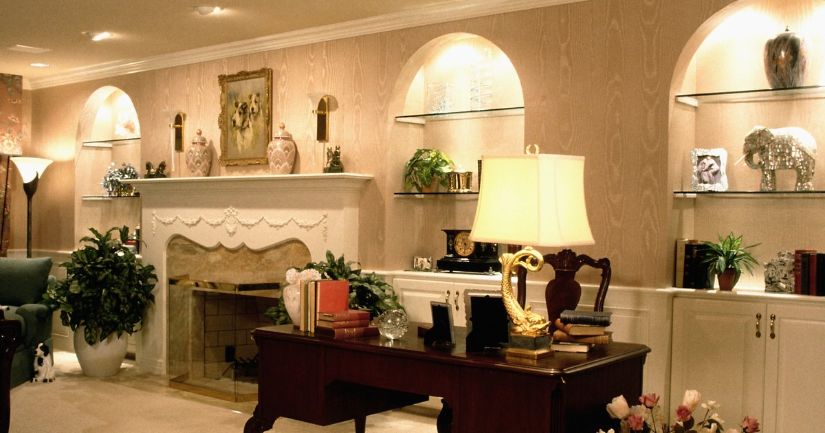 How To Decorate An Alcove Off Of A Small Living Room