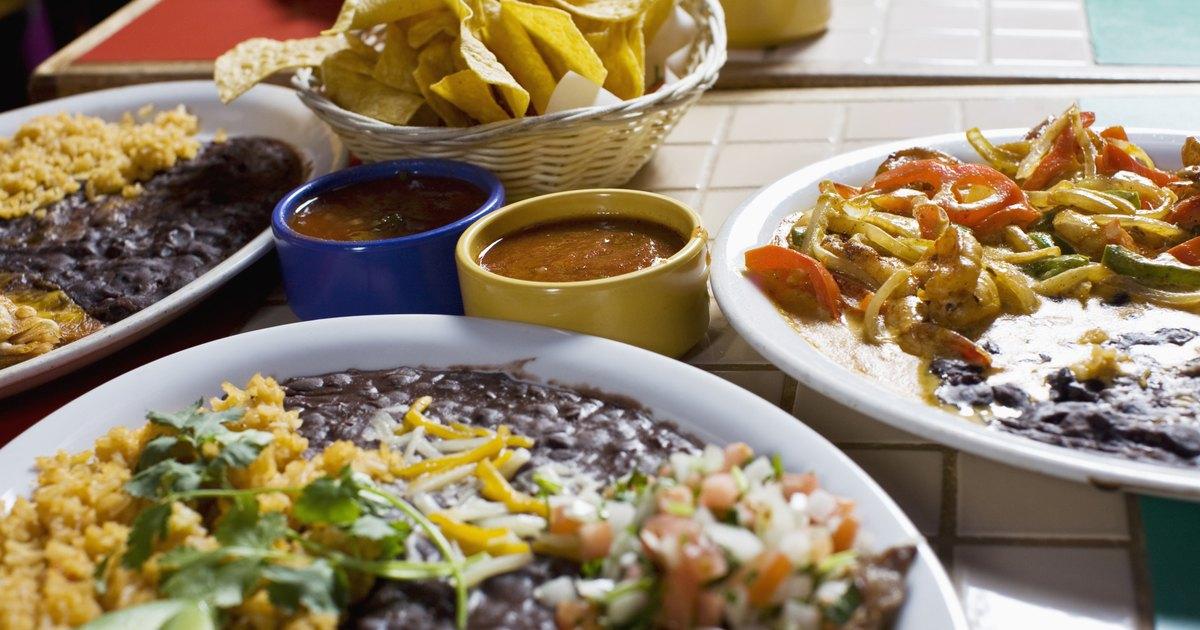 Definici n de los minerales de la comida ehow en espa ol for Definicion de gastronomia