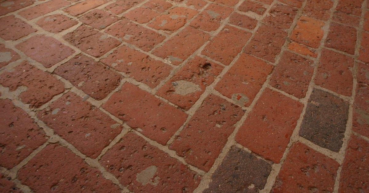 C mo colocar un piso de ladrillo partido ehow en espa ol - Como alquilar un piso ...